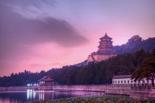 Pałac Letni Yiheyuan