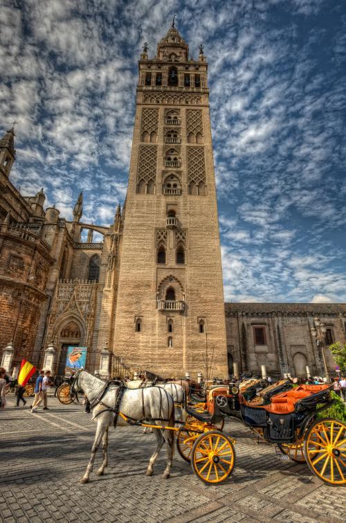 Sewilla - katedra