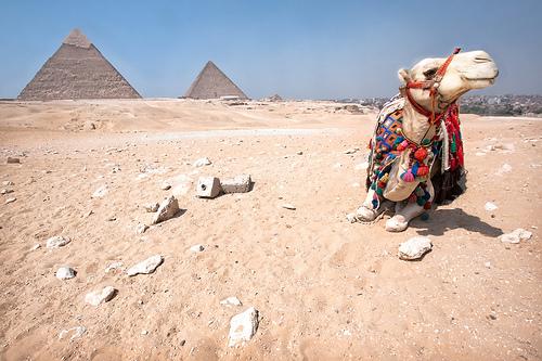 Kair, piramidy