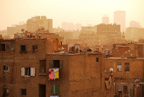 zwiedzanie Kairu