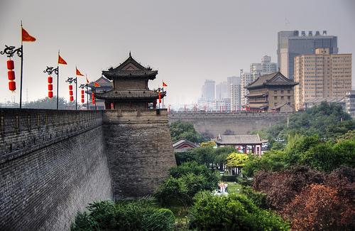 atrakcje Xi'an