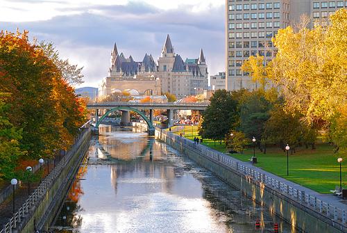 Kanada, Ottawa