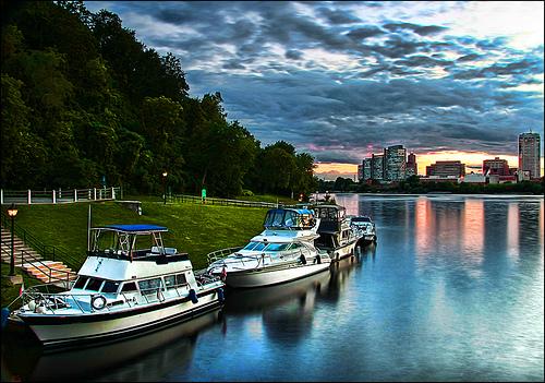 Zwiedzanie Ottawy