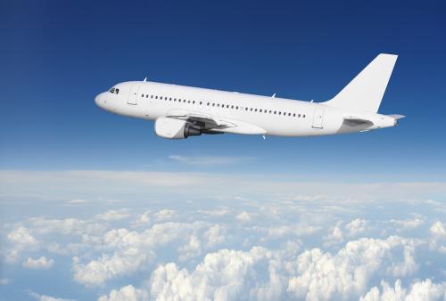 Lot pasażerski