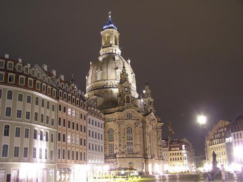 Дрезден, Церковь Святой Марии