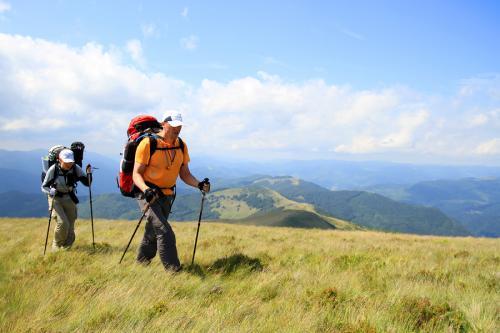 urlop w górach