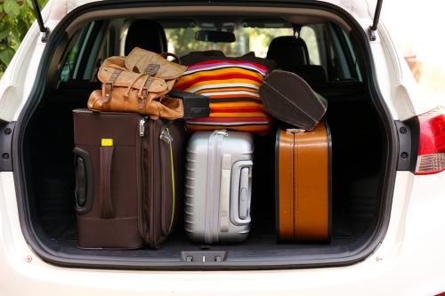 wakacje w samochodzie