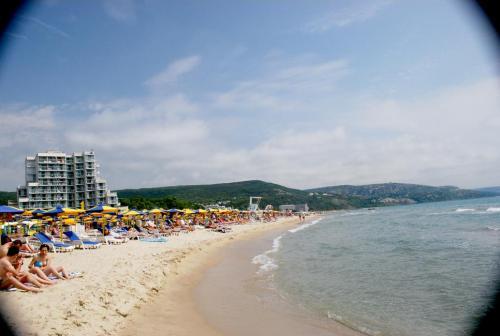 Albena, plaża