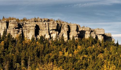 Góry Stołowe, Szczeliniec