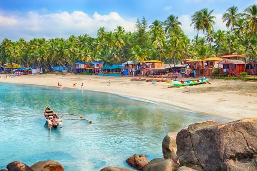 Goa, plaża