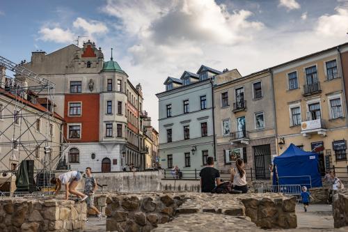 przewodnik po Lublinie