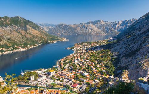 Zatoka Kotor